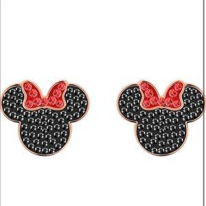 Swarovski Minnie Mouse earrings